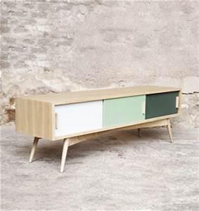 Meuble Tv Vintage Scandinave : produits gentlemen designers ~ Teatrodelosmanantiales.com Idées de Décoration