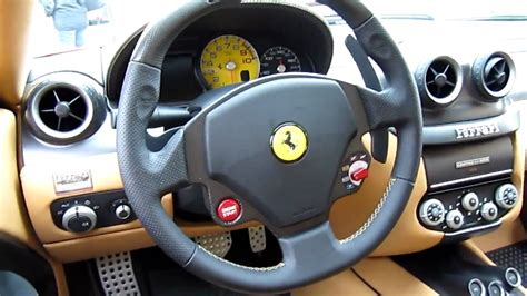 ferrari  gto interior  walkaround p hd youtube