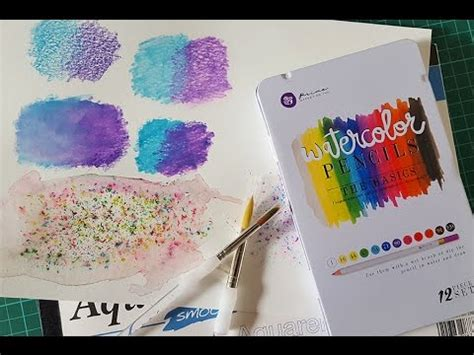 how to use water color pencils watercolour pencil techniques how to use watercolour