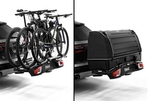 thule velospace xt 2 thule velospace xt 2 hitch mounted bike carrier 2 bikes