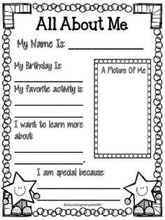 all about me classroom ideas day of school 141 | d60f06b725cf4d91ae4a8ef9ca3c5154