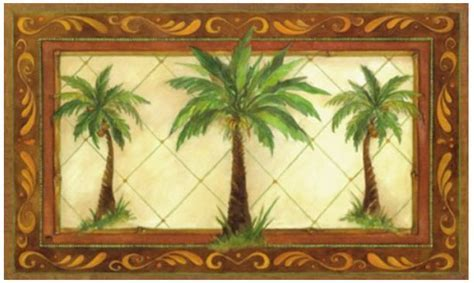Palm Tree Kitchen Rugs Images, Where to Buy? » Kitchen Of