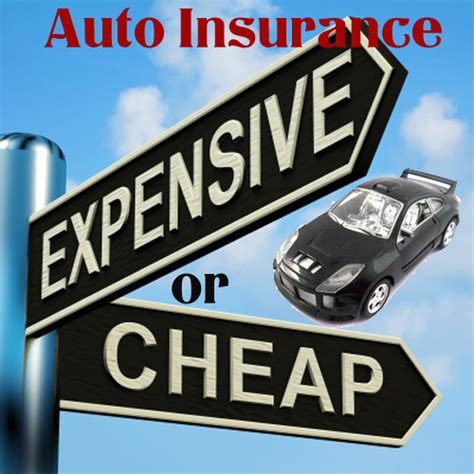 Cheap Insurance For by Auto Insurance Cheap Or Expensive Looking At Insurance
