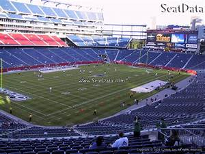 Section 238 At Gillette Stadium New England Patriots