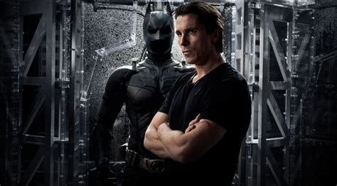 Christian Bale Batman Super Heroes Villains