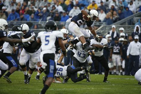penn states saquon barkley  committed  rutgers