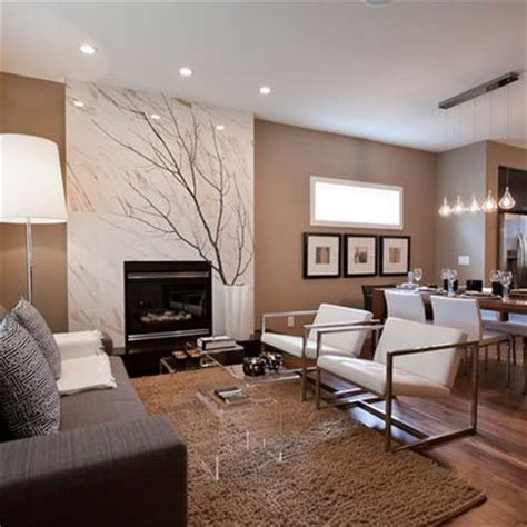 living room mocha design pictures remodel decor