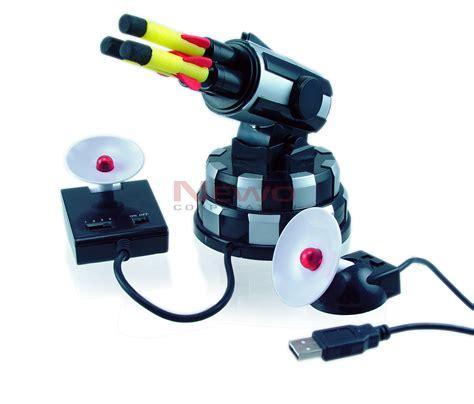 gadget pour bureau un lance missile de bureau sans fil
