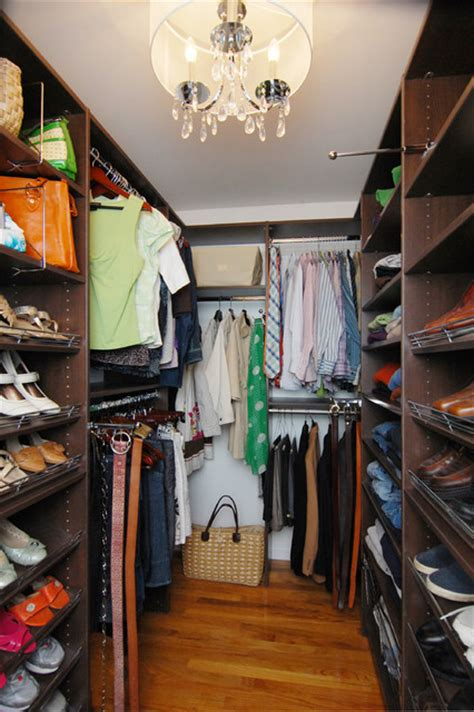 small walk in closet annapolis contemporary closet