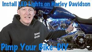 How To Install Led Lights On A Harley