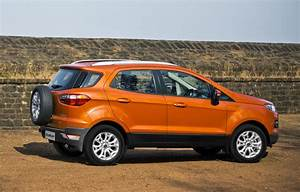 Ford Ecosport Titanium : ford ecosport launch drive suave ignition ~ Medecine-chirurgie-esthetiques.com Avis de Voitures
