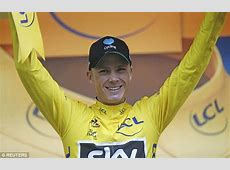 Chris Froome and Mark Cavendish leading the way as British