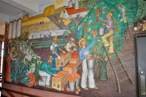 Coit Tower Murals Controversy by San Francisco Murals Tips To Find The Best Murals In Sf