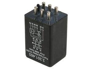 mercedes r107 w116 w126 fuel rpm warm up relay ebay