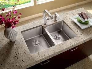 the advantages and disadvantages of undermount kitchen - Installing A Kitchen Sink Faucet