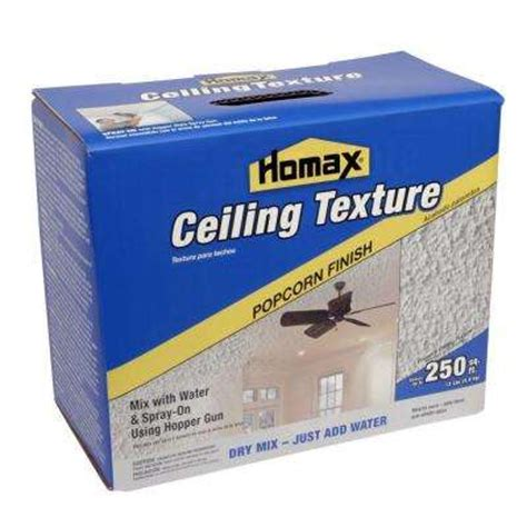 Popcorn Ceiling Patch Kit by Homax Stucco And Textured Surface Repair Patching