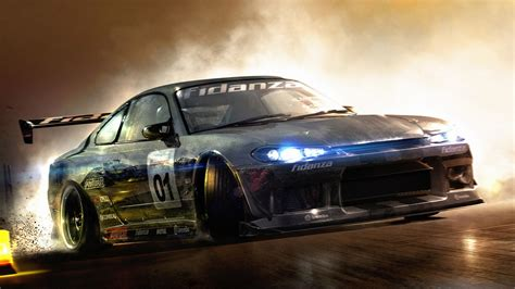 Hot Drifting Hd Wallpapers