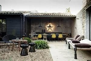 Moderne Terrassengestaltung Mit Kies nowaday garden