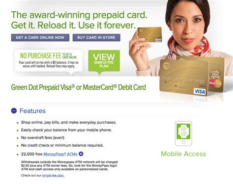 Government has a long list of photo requirements. Top 3,801 Reviews and Complaints about Green Dot Prepaid Cards