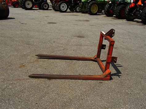 good  point hitch heavy duty hay fork ebay