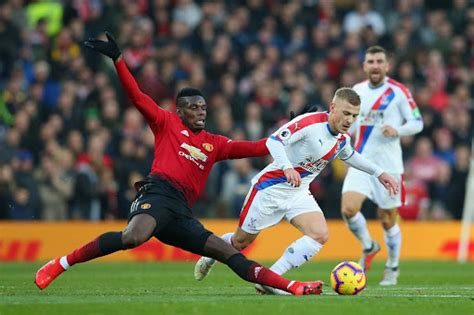 Match Preview: Crystal Palace vs Man Utd - EOTB