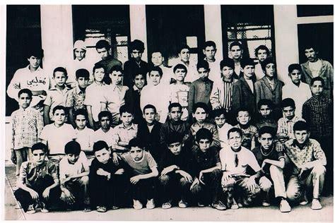 Photo de classe 1ERE ANNEE MOYENNE de 1970, EX GROUPE SECOLAIRE BENBADIS OUEST - Copains d'avant
