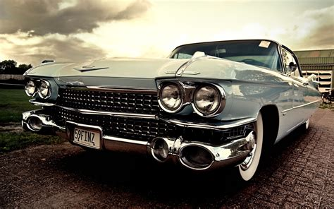 Vintage Cadillac Car, Old Cadillac Wallpapers
