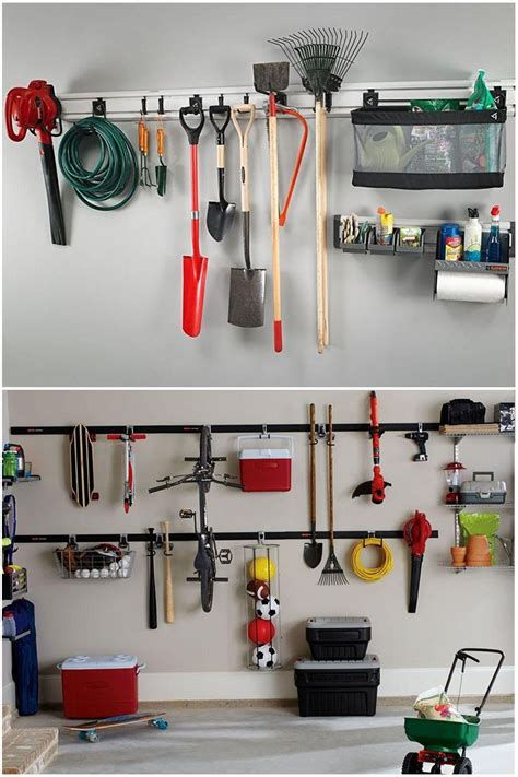 garage wall organization systems 8 best images about garage ideas on shelves