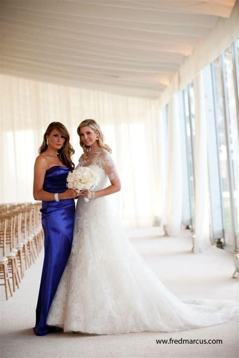 tiffany trump  ivankas wedding ivanka trump wedding