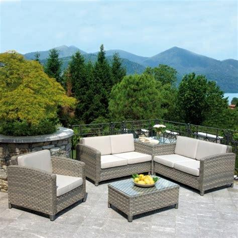divanetti da giardino economici set divanetti professionali tropea 2 divani angolare