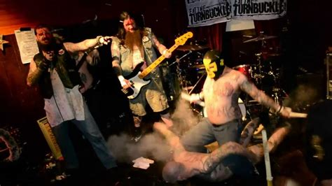 Eat The Turnbuckle El Shlak O Vs Beerdust Live At Kung