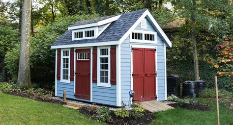 Backyard Outbuildings by Outdoor Garden Sheds To Transform Your Yard See Prices