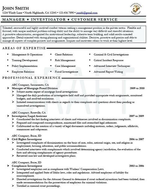 Military Veteran Resume Examples 2019 Resume Templates