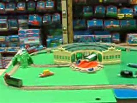 thomas at tidmouth sheds new trackmaster youtube