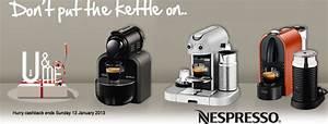 Machine Nespresso Promo : up to 100 cashback from the good guys nespresso coffee ~ Dode.kayakingforconservation.com Idées de Décoration