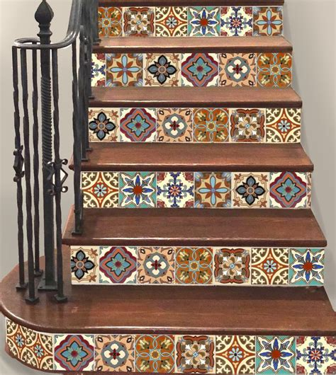 best 25 stair risers ideas on painted stair
