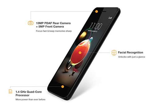 Lg Aristo 2 Smartphone With 4g Volte Launched In Us