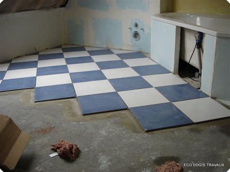 baignoire d angle pour cette salle de bain eco logis travaux