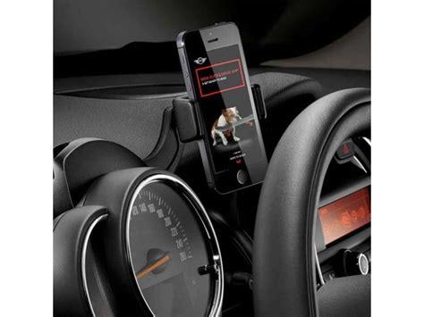 mini cooper iphone holder mini cooper click drive phone mount system gen3