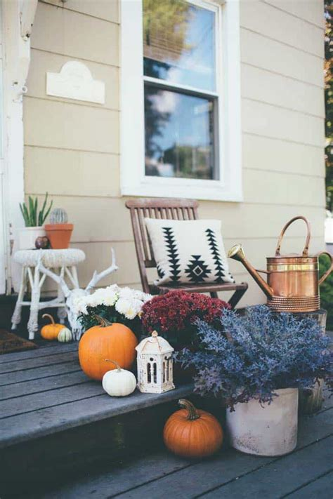 Outside Decoration Ideas - 46 of the coziest ways to decorate your outdoor spaces for