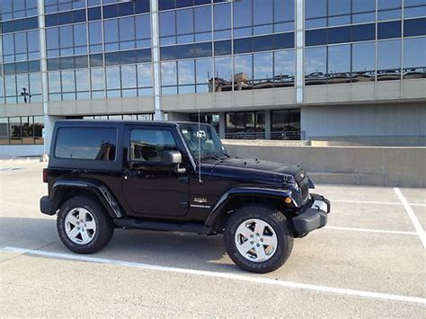 sahara jeep 2 door buy used 2012 jeep wrangler sahara sport utility 2 door 3