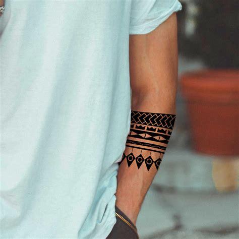 maori tattoo vorlagen arm