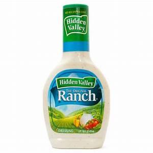 Buy HIDDEN VALLEY RANCH SALAD DRESSING BIG | American Food ...