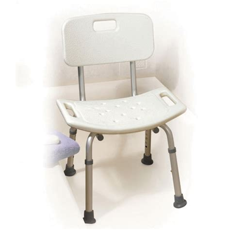 deluxe adjustable height shower chair shower chairs
