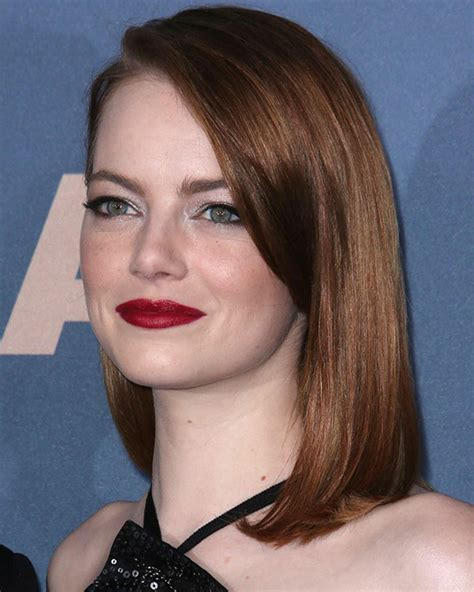Emma Stone's Hair At Critics' Choice Awards