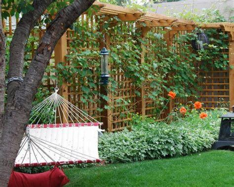 Sichtschutz Garten Pflanzen Ideen by 28 Interessante Sichtschutz Ideen F 252 R Garten Archzine Net