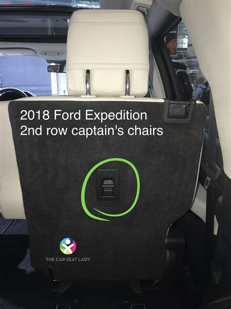 the car seat ford expedition