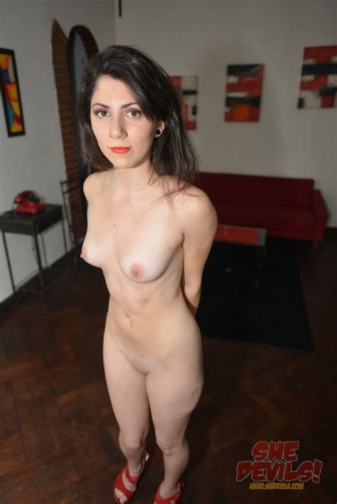 Crazy Holiday Naked Teen