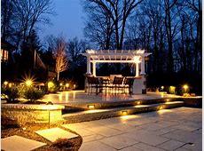 Outdoor Landscape Lighting Bergen County, NJ