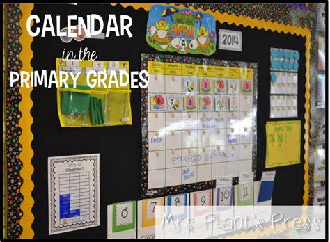 calendar in the primary grades primary press 843 | cc0
